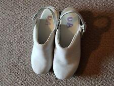 Women's UfA  Slip Resistant White Nurses Shoes Size 9W
