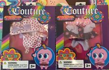 *NEW* Neonate Nerlie Couture by Distroller Ksi-merito lot of 2 outfits accessory