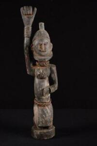 17852 Afrikanische Alte Dogon Figur / Figure Mali