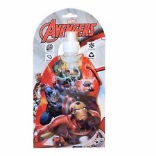 SALE Mega Brands Marvel Avengers foldable School  drinks canteen MV16024B