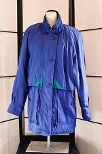 Talbots Blue Teal Insulated Sport Winter Women's Medium Jacket Shell