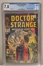 Marvel Doctor Strange #169 CGC 7.0 WP White Pages