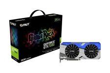 Schede video e grafiche Palit NVIDIA GeForce GTX 1080 per prodotti informatici