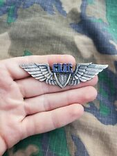 RARE WWII US ARMY AIR FORCE Chinese National Aviation Corps CNAC pilot wings pin