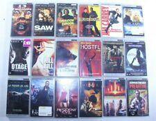 Lot de 18 films UMD Vidéo pour SONY PSP - Avec jaquette - Très bon état