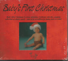 BABY'S FIRST CHRISTMAS - CHILDREN SINGING CAROLS!! NR!!