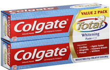 Colgate® Total Whitening Toothpaste - 6oz- 2 in a package
