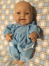 """13"""" Berenguer Newborn Baby All Vinly Doll - Pre-Owned - Drink & Wet"""