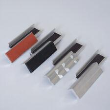 BGS 8 x Magnet Schutzbacken für Schraubstock Alu Backen 100 x 25 mm