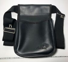 Faux Leather Shell Pouch With Belt for Trap, Skeet, & Sporting Clays - Used