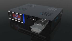 GigaBlue UHD Quad 4k 2x DVB-S2x FBC Ultra HD mit 2000GB Festplatte Receiver