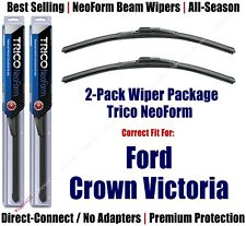 2pk Super-Premium NeoForm Wipers fit 1992-2011 Ford Crown Victoria - 16220x2