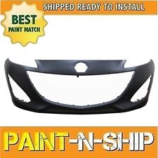 NEW 2012 2013 2014 2015 2016 2017 Mazda 5 Front Bumper Painted MA1000234