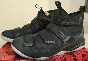 Nike Lebron Soldier 11 XI SFG Prototype Black/Black Size 13 897646-001