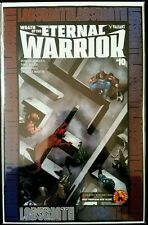 WRATH of the ETERNAL WARRIOR #10 cover B (VALIANT Comics) Comic Book NM