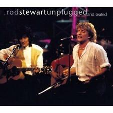 ROD STEWART – UNPLUGGED ...AND SEATED INC BONUS TRACKS (NEW/SEALED) CD DVD