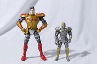 Vtg 1998 Mystic Knights of Tir Na Nog Rohan Action Figures