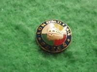 Badge pin Lokomotiva Plzen Railway Train