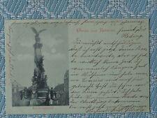 Mondscheinkarten Lithographien vor 1914 aus Deutschland