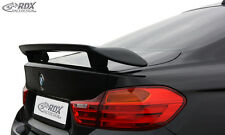 RDX Heckspoiler BMW 4er F32 / F33 Heckflügel Heck Flügel Spoiler hinten Tuning