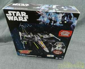 Disney Toys R Us Exc. Star Wars Air Hogs X-Wing Starfighter Drone From Japan