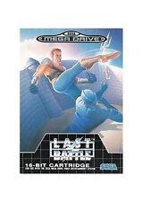 Sega Mega Drive Fighting PAL Video Games with Manual