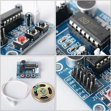 ISD1820 Voice Recording Playback Modul Mic Sound Audio with Loudspeaker