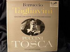 G. Puccini - Tosca / Tagliavini/Basile    2 LP-Box