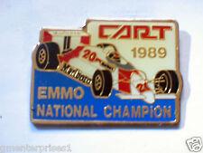 1989 EMMO National Champion Cart Racing Pin ,  #20 F1 Racing