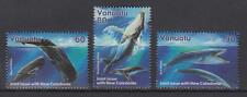 Vanuatu - Michel-Nr. 1138-1140 postfrisch/** (Wale / Whale)