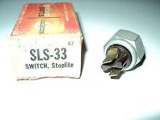1973-1976 PORSCHE 911; 1960-70 V.W.'s STOP LIGHT SWITCH;  # SLS-33 HARD TO FIND