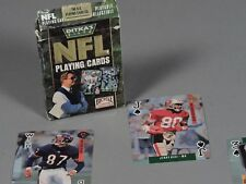 Ditka's Picks NFL Playing Cards Bicycle Sports Collection 1993