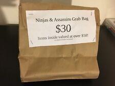 Ninjas & Assassins Anime Grab Bag