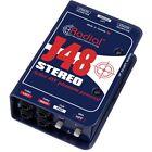 RADIAL ENGINEERING - J48-STEREO
