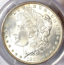1885-CC $1 MS64+ PCGS/CAC- MORGAN DOLLAR