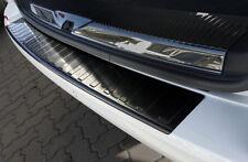 Ladekantenschutz für VW Transporter T6 2015-2017 mit Abkantung Edelstahl