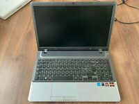 Samsung NP355V5C laptop notebook 500Gb HDD 6Gb DDR3 RAM AMD Fusion A6 for parts