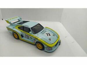 Porsche 935 SCX Altaya Scalextric slot car