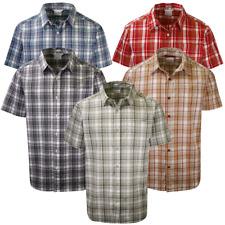 Columbia Men's Rapid Rivers II Classic Plaid S/S Shirt