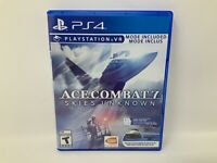 Ace Combat 7 Skies Unknown PS4 (PlayStation 4, 2019)