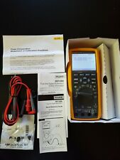 Fluke 289 True RMS Industrial Logging Multimeter With TrendCapture. Made In USA