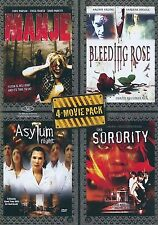 Boneyard Collection:4 Horror Movies.New In Shrink.R4!
