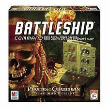 Pirates of the Caribbean Battleship Command MINT