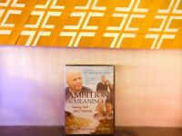 Ambition to Meaning * Finding Your Life's Purposes Dr. Wayne W. Dyer ( DVD,