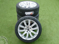 """RANGE ROVER SPORT SUPERCHARGED V SPOKE 20""""INCH ALLOY WHEELS+NEW HANKOOK TYRES X4"""