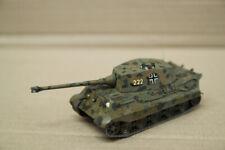 Roco Minitanks Königstiger Wehrmacht H0 1:87 gesupert
