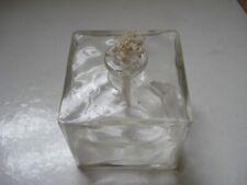 glass oil burner