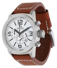 TW STEEL Marc Coblen Edition Armbanduhr Chronograph braun TWMC10