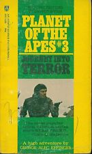 Planet Of The Apes #3: Journey Into Terror by George Alec Effinger
