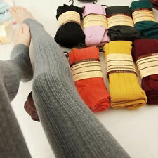 Women Winter Warm Thick Fleece Lined Thermal Stretchy Slim Fit Leggings Pants AU